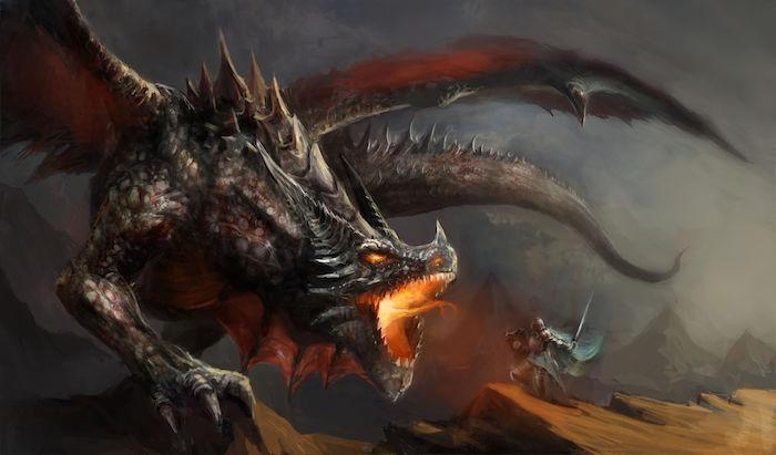 Dragon Spirit Animal - Spirit Animal Info