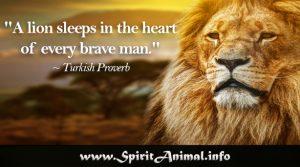 Lion Quote 11