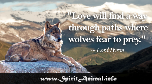 Wolf Quotes About Strength: Wolf Quotes